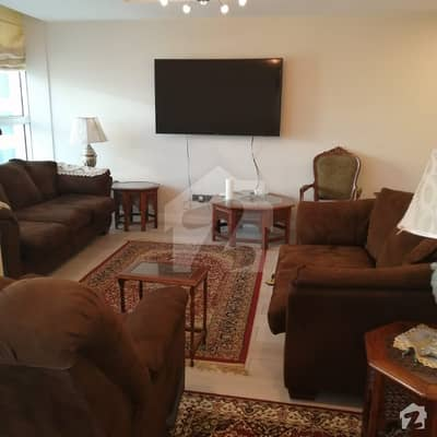 Pccr Offers Centaurus Fully Furnished Beautiful Margalla View Apartment 2019 Square Feet Available For Rent For Families