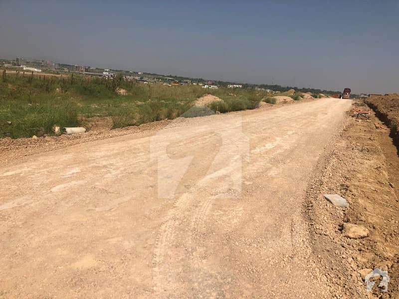 Plot For Sale In Top City 1block A