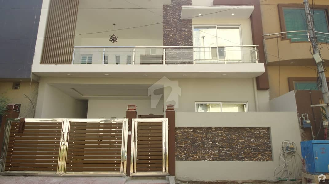 7 Marla House Is Available For Sale