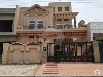 10 Marla Brand New House For Sale In E Block Of Garden Town Phase 2 Lahore