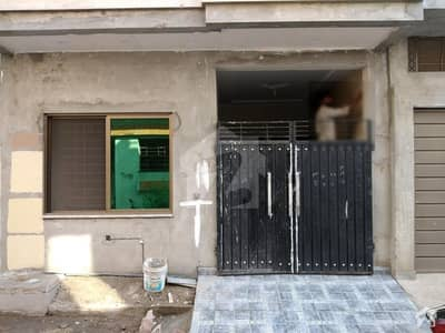 On Shanghai Road House Sized 3.5 Marla For Sale Opposite Punjab Cooperative Housing Society