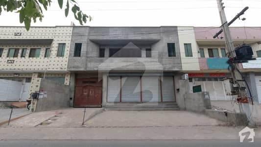 1 Kanal Building Available For Sale In Johar Town Lahore