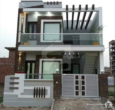 Nice Located Portion Available For Rent In Gulraiz  For Small Family
