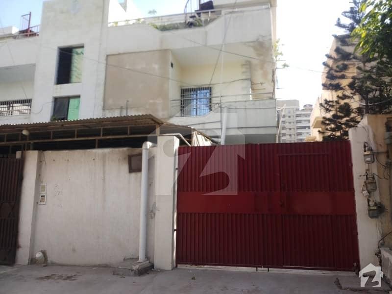 کلفٹن ۔ بلاک 2 کلفٹن کراچی میں 3 کمروں کا 12 مرلہ مکان 3.5 کروڑ میں برائے فروخت۔