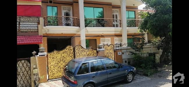 G-10 House For Sale At Best Location