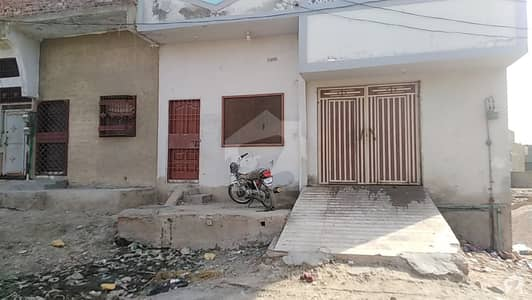 ہالا ناکا حیدر آباد میں 3 کمروں کا 4 مرلہ مکان 55 لاکھ میں برائے فروخت۔