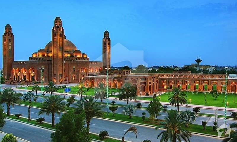 We Offered 10 Marla Residential Plot  Reasonable Price Possession Paid   On Best  Location In  Bahria Town Lahore
