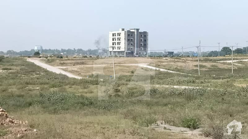 5 Marla Residential Plot For Sale In University Town Block C Extantion Islamabad