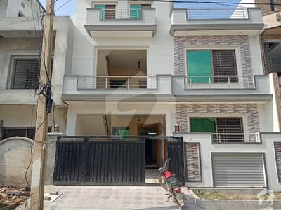 Double Story House For Sale In H Block Soan Garden Islamabad