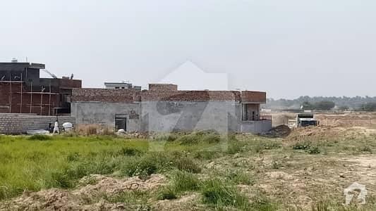 1 Kanal  Residential Plot For Sale In University Town Block D Islamabad
