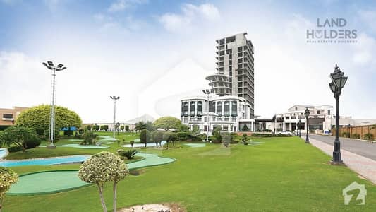 Reasonable Price 8 Marla Plot For Sale In Olc B Block Bahria Orchard Phase 2