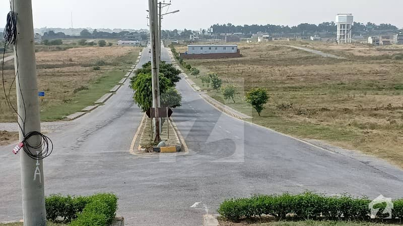1 Kanal  Plot For Sale In University Town Block C Islamabad