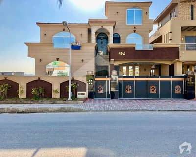 10 Marla Brand New Corner Lower Portion Available For Rent On Top Location Of Nasheman E Iqbal Housing Society Phase Lahore