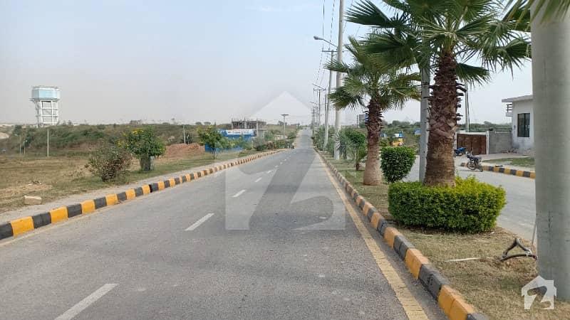 5 Marlah Plot For Sale In University Town Block C Islamabad