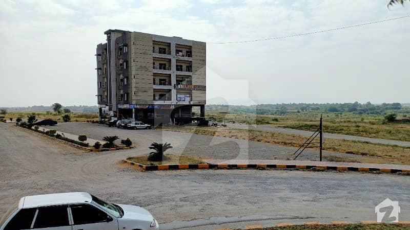 1 Kanal  Plot For Sale In University Town Block C Islamabad
