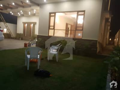 Khayaban e Iqbal Brand New  Bungalow For Sale