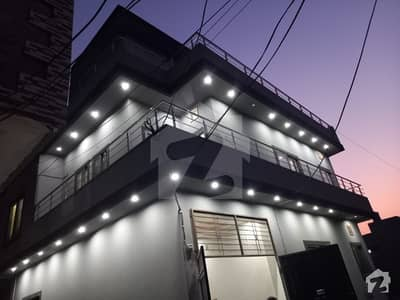 5 Marla Double Storey Corner House For Sale In Amir Own Lahore