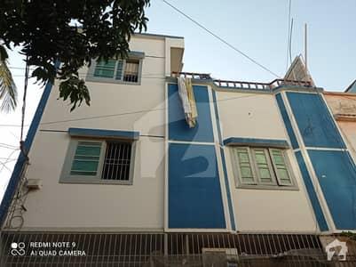 پی اینڈ ٹی ہاؤسنگ سوسائٹی کورنگی کراچی میں 6 کمروں کا 5 مرلہ مکان 1.9 کروڑ میں برائے فروخت۔