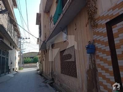 جی ٹی روڈ پشاور میں 7 کمروں کا 5 مرلہ مکان 1.85 کروڑ میں برائے فروخت۔