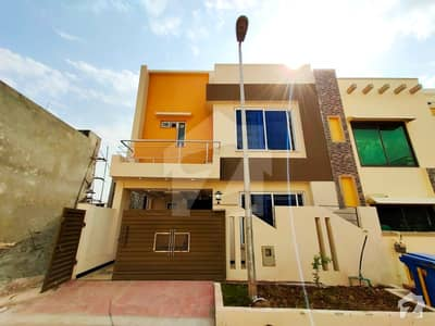 Brand New 5 Marla Amazing Design House For Sale
