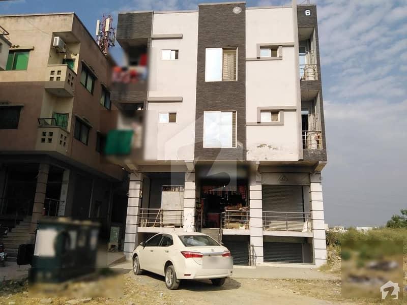 جموں اینڈ کشمیر ہاؤسنگ سوسائٹی جی ۔ 15 اسلام آباد میں 2 کمروں کا 3 مرلہ فلیٹ 65 لاکھ میں برائے فروخت۔