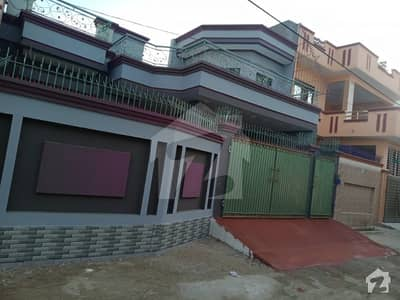 2475 Square Feet House Situated In Rafi Qamar Road For Sale