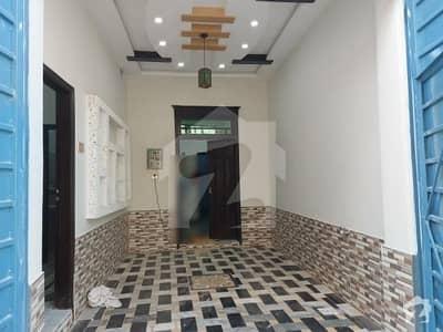 ورسک روڈ پشاور میں 4 کمروں کا 3 مرلہ مکان 60 لاکھ میں برائے فروخت۔