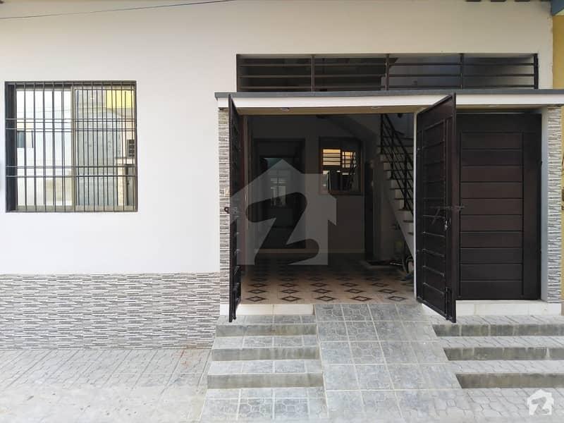 سادی ٹاؤن - بلاک 5 سعدی ٹاؤن سکیم 33 کراچی میں 4 کمروں کا 5 مرلہ مکان 1.45 کروڑ میں برائے فروخت۔