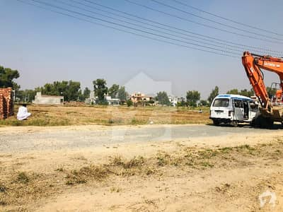 15 Marla Residential Plot For Sale At 45 Lac