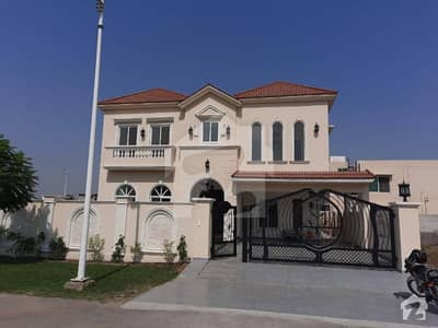 Spanish 1 Kanal Brand New House Available For Sale
