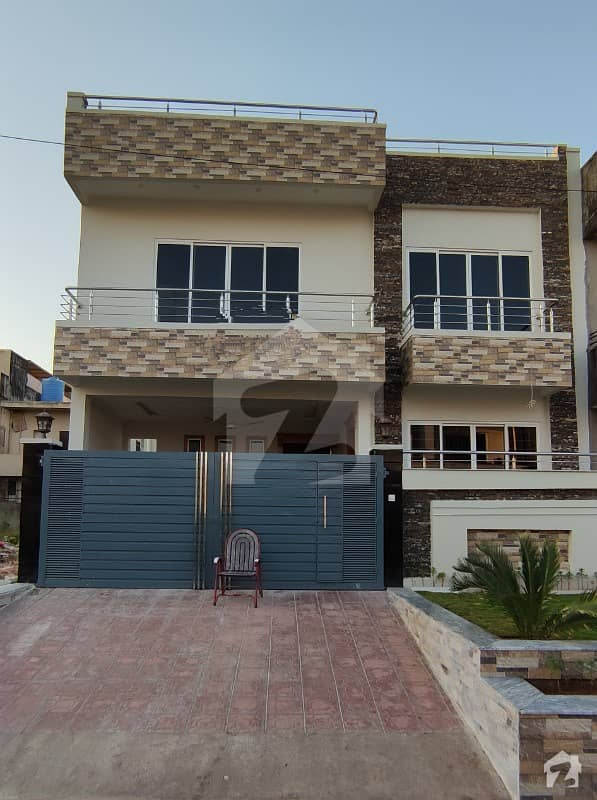 Luxury Brand New 7 Marla House For Sale