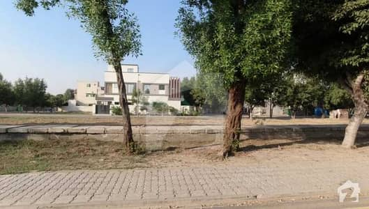 Open Form 5 Marla Commercial Plot With 150 Ft Wide Road In Bahria Town Lahore