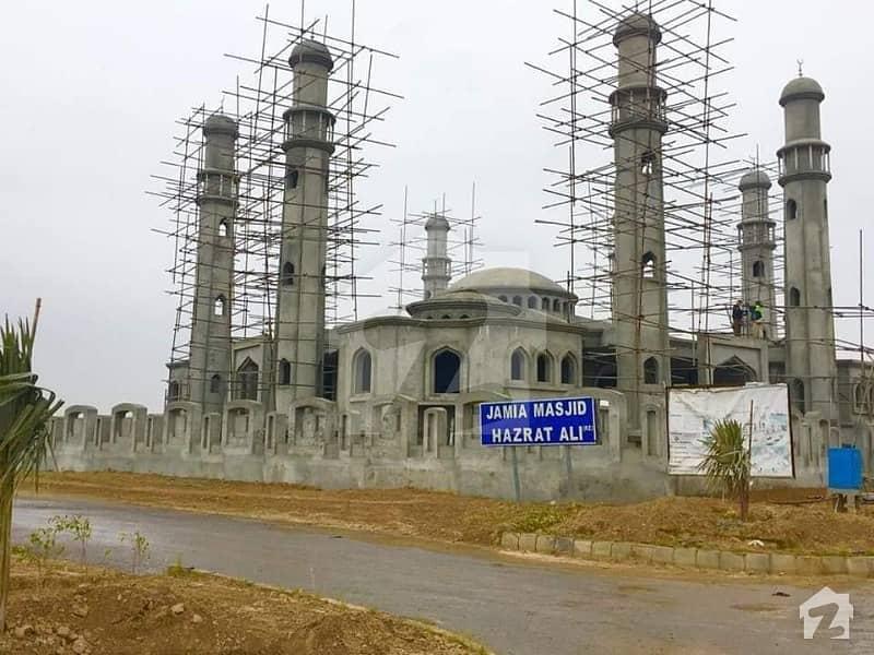 ایم پی سی ایچ ایس ۔ بلاک ایف ایم پی سی ایچ ایس ۔ ملٹی گارڈنز بی ۔ 17 اسلام آباد میں 5 مرلہ رہائشی پلاٹ 31 لاکھ میں برائے فروخت۔