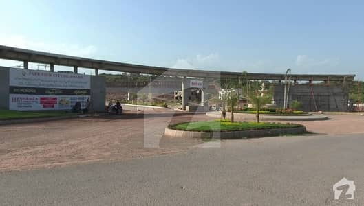 Park View City  Plot  Is Available For Sale