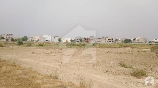 10 Marla Residential Plot For Sale In E Block Of DHA Rahbar Phase 1 Lahore