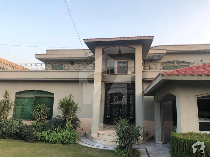 Al Habib Property Offers 2 Kanal 8 Year Old Bungalow For Sale In Dha Lahore Phase 1 Block L