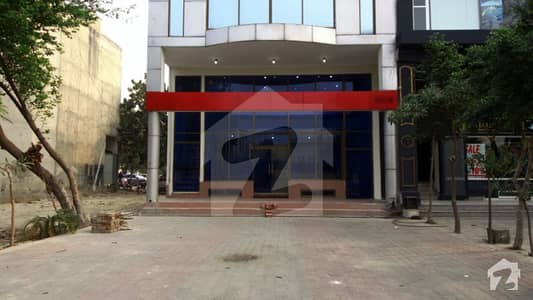 4 Marla Commercial Plaza For Sale In Y Block Of DHA Phase 3 Lahore