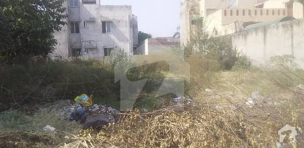 1 Kanal Plot For In Gulberg 2 Q Block