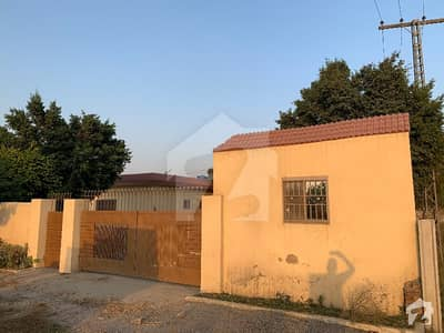 Farm House Of 18000  Square Feet For Sale In Cantt