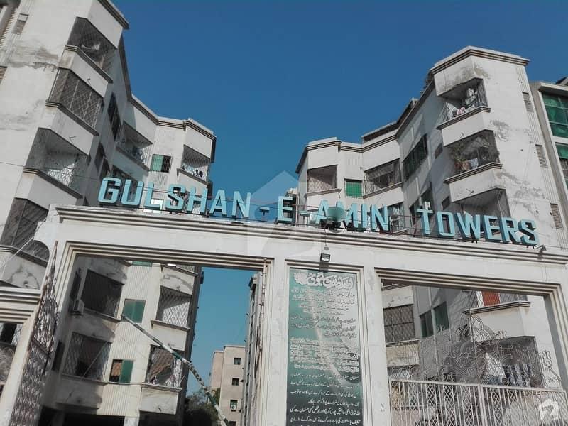 گلستانِِ جوہر ۔ بلاک 15 گلستانِ جوہر کراچی میں 2 کمروں کا 5 مرلہ فلیٹ 36 ہزار میں کرایہ پر دستیاب ہے۔