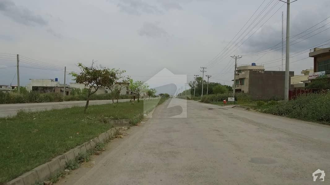 آئی ۔ 14 اسلام آباد میں 5 مرلہ رہائشی پلاٹ 60 لاکھ میں برائے فروخت۔