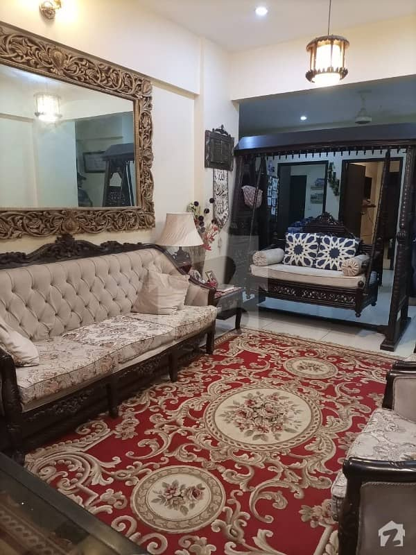 Flat Available For Sale In DHA Phase 6 Ittehad Commercial
