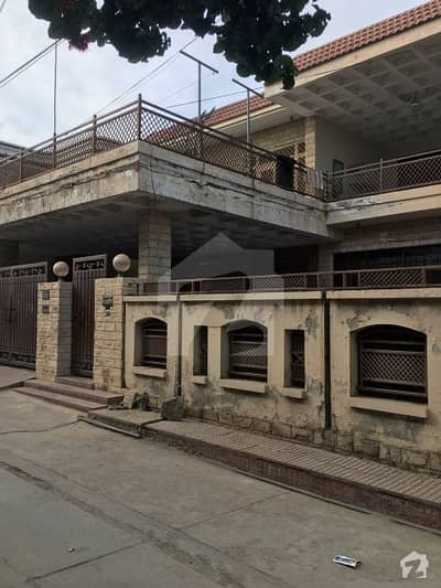 4050  Square Feet House Situated In New Lalazar For Sale