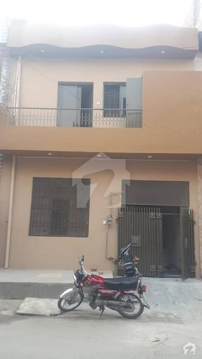 3.5 Marla Double Storey House Facing Park For Rent Available