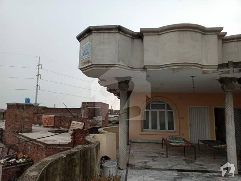 اسٹیڈیم روڈ ڈسکہ میں 7 کمروں کا 6 مرلہ مکان 70 لاکھ میں برائے فروخت۔