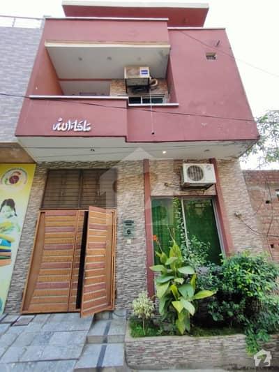 ہربنس پورہ لاہور میں 3 کمروں کا 4 مرلہ مکان 80 لاکھ میں برائے فروخت۔