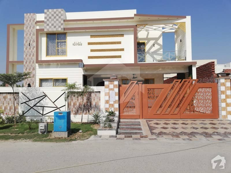 1 Kanal Brand New House For Sale In DC Colony Gujranwala