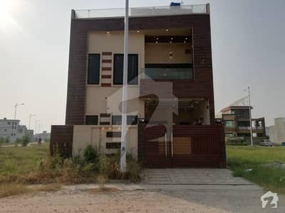 5 Marla Brand New House For Sale In B Block Of Master City Gujranwala