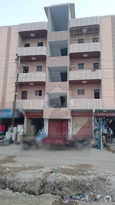 Luxury Apartment Is Available For Sale Surjani Town Sector 7b