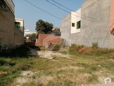 12 Marla Residential Plot For Sale In Pak Avenue Colony Sahiwal